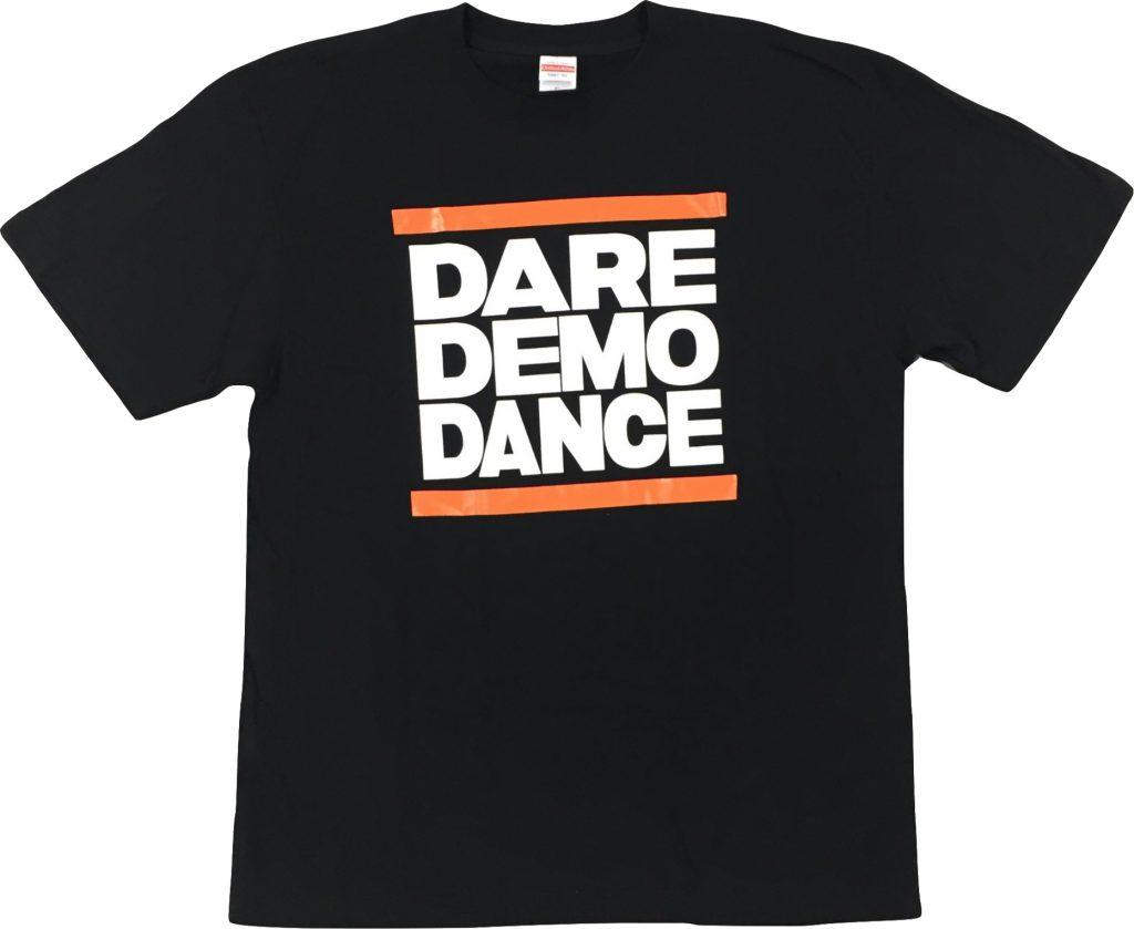 ダレデモダンス オリジナルTシャツ